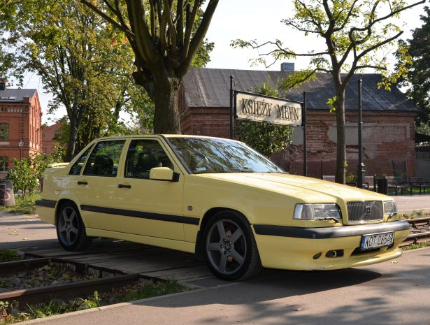 Volvo 850 T-5R bananowy song